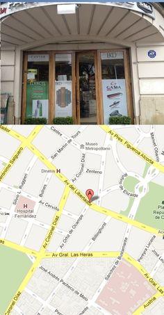 Encontra a Bossem también en Perfumerías 2100, Av. Libertador 2102