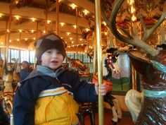 If you rode a carousel when you were little, you'll remember what a magical experience it was. The thrill of the sparkling lights to the music to picking out what animal you would ride never got old. Why not treat your family to the same great memories of good old-fashioned fun? We've found the Bay Area's best spots for a fun-filled carousel ride that will make you and your little ones giggle in...