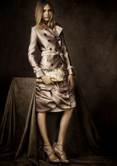 Burberry Prorsum Regent Street Collection A/W 12#Repin By:Pinterest++ for iPad#