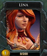 Feathery Soul (Hero's Portrait) - Lina
