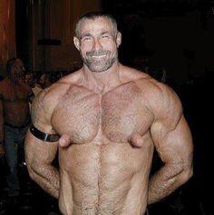 Men with big nipples porn