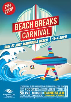 Beach Breaks free surf comp this sunday | Southend Boardriders ...