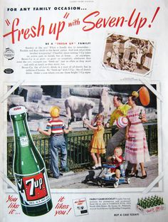 Poster - 7up