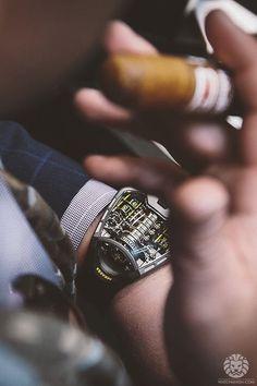 Horlogerie     Gentleman's Essentials