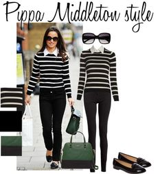 """Pippa Middleton style"" by kirsty2011dodgs on Polyvore"