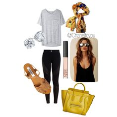 """""""Breezy."""" by chaneltoyou on Polyvore 