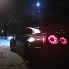 "Nissan GTR Motorsports on Instagram: ""GTR Nightrider Follow @haute_automotive Owner | @w.burger Photo | Tony Liu"""