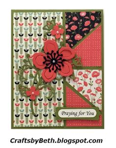 Crafts by Beth: Using Card Maps Series XX