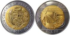 moneda de peru | Monedas del Perú
