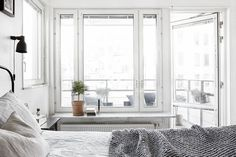 light & airy space