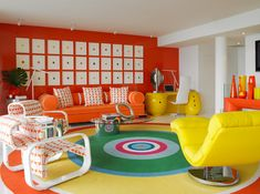 Anthony Baratta - Brilliant American Decorating and Interior Design 80s Interior Design, Interior Decorating Styles, Cafe Interior, Cool Room Designs, Girl Bedroom Designs, Girls Bedroom, Bedrooms, Jean Michel Basquiat, Casa Retro