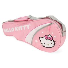 Hello Kitty 3 Racquet Tennis Bag - http://www.closeoutracquets.com/tennis-and-racquetball-bags/tennis-bags/hello-kitty-3-racquet-tennis-bag/