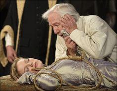 King lear looking at Cordelia