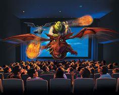 Universal Studios Orlando Theme Park - Sensory Friends