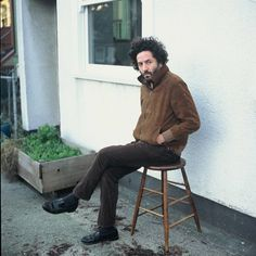 Dan Bejar, photographed by Fabiola Carranza.