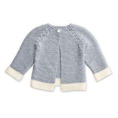 Free Intermediate Knit Cardigan Pattern