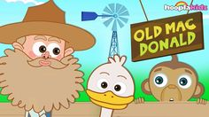 Enjoy Nursery Rhymes Collection and Songs for Kids and Toddlers from HooplaKidz will help your children to learn Nursery rhymes includes Old MacDonald Had A ...