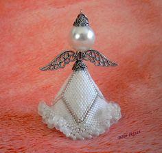 Böbe ékszer: Karácsonyi készülődés, avagy hogyan készül az angyalka..