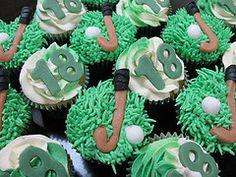Field hockey cupcakes!