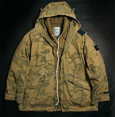 ICE Jacket 80s