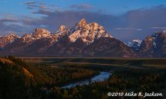 """Tips for getting the most out of a day trip to Grand Teton National Park. Unfortunately, some people only have a day to spend here. """"Where would you go if you only had a day?"""" The answe…"""