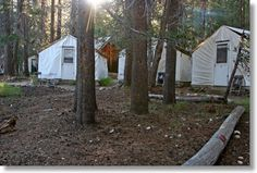 Glen Aulin High Sierra Camp in Tuolumne County, California