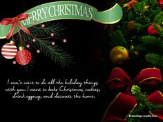 Best Christmas Messages, Wishes, Greetings and Quotes Wordings and Messages