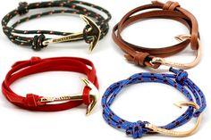 Miansai Bracelets by Michael Saiger