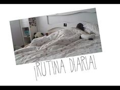 Rutina diaria (instituto) - YouTube My Daily Life, Spanish 1, Daily Routines, Prompt, The Unit, Writing, School, Youtube, Spanish Class