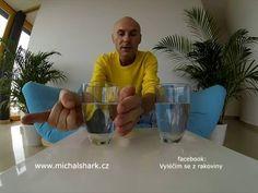 Voda spinování Coincidences, Detox, Make It Yourself, Tableware, Health, Youtube, Blog, Anatomy, Dinnerware