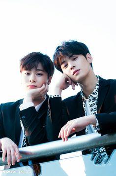 Oh look my two boyfriends!  Moonbin & Eunwoo
