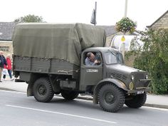 Bedford OXD Bedford Truck, Old Lorries, Army Vehicles, Commercial Vehicle, British Army, Classic Trucks, Old Trucks, Cars And Motorcycles, Wwii