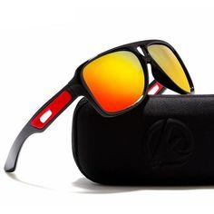 2edbaa3d4d Cyclist  design  sunglasses Polarized  mens Mirrored Sun Glasses Flash Polarized  Sunglasses