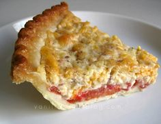 Tomato Pie.. for some reason this sounds AMAZING. making*