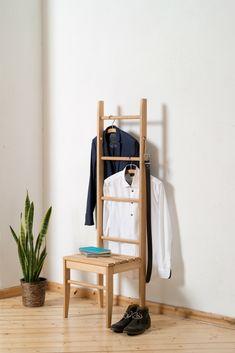 Kleiderständer Schlafzimmer kleiderstuhl