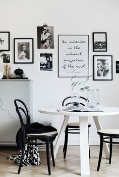 Wall decor Coco Chanel print home decor interior by ColourMoon, $12.00