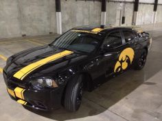 Hawkeye Car - I could only give this pic one 'like'!