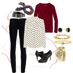 """""""ootd 2.13.13"""" by cdsommer on Polyvore"""