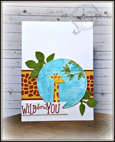 KOCreations Stampin' Up! Blog: Colour Inkspiration #CI31 - Guest Designer