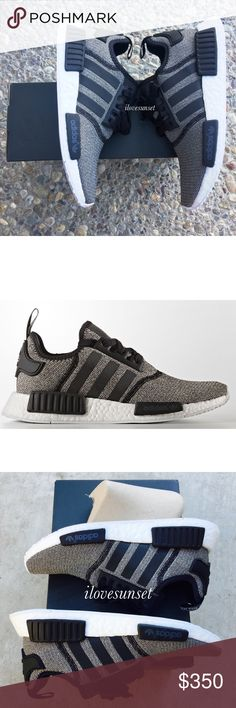 {Adidas} RARE NMD R1 Women's size 7. SOLD OUT completely at stores, so keep your negative comments to yourself. Brand NEW in original box, never been worn. 2nd pic is stock pic shows the truest color. Know your own Adidas size before you purchase. Price is FIRM.  ❌ NO TRADES - SELLING ON POSH ONLY ❌ ❌ NO LOWBALLING ❌  ✅ Bundle Discounts ✅ Ship Next Day of Purchase  💯 % AUTHENTIC Adidas Shoes Sneakers