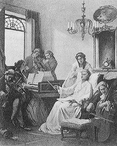 Mozart, Requiem, And His Death