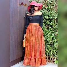 African clothing :MELISSA african print maxi by Nasbstitches Latest African Fashion Dresses, African Dresses For Women, African Attire, African Wear, African Women, African Print Skirt, African Print Dresses, African Print Fashion, Look Fashion
