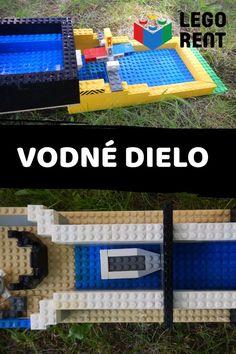 Lego a voda = zábava zaručená Lego, Legos