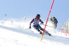 Francesco Colombi oro nello Slalom del Topolino