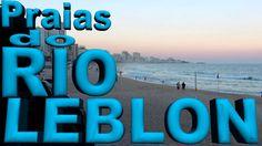 """PRAIAS DO RIO LEBLON Serie de vídeos sobre as praias do Rio de Janeiro - Praia do Leblon. Nesse video você vai conhecer a praia do Leblon com seus hoteis de luxo, o point do surf, futevôlei, o Baixo-Bebe... Nesse vídeo você vai curtir e conhecer uma da mais belas praias do Rio: a """"Praia do Leblon""""."""