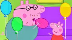 PEPPA PIG MY BIRTHDAY PARTY |Out now on DVD |BEST in under 8 entertainment, unless you smoke heaps of weed :). We have a 3yr old & her dad review PEPPA PIG