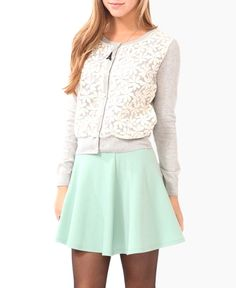 Daisy Cardigan from FOREVER 21 on Catalog Spree, my personal digital mall.
