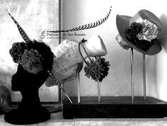 Tocados y tiaras: Cuándo, cómo y dónde usar un tocado... (sombreros,...