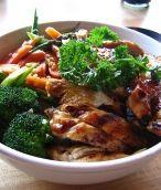 Recipe: Teriyaki Chicken Rice Bowl : Food World News