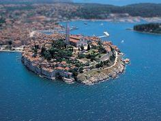 Sailing holidays in Istria, Pula, Rovinj and the Brijuni islands.